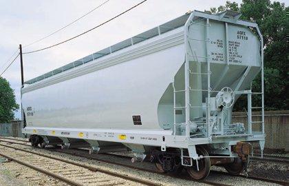 Бункерный вагон