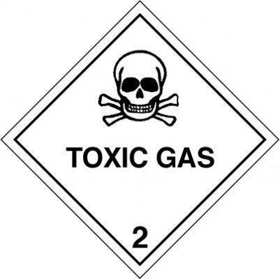 Маркировка газов