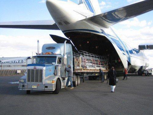 Международные авиаперевозки