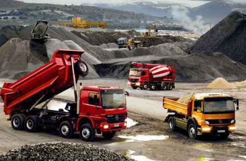 Перевозка навалочных грузов