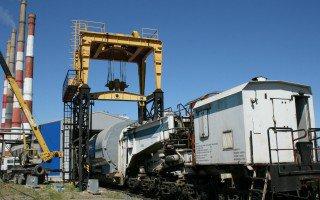 Основные правила перевозки негабаритных грузов жд транспортом