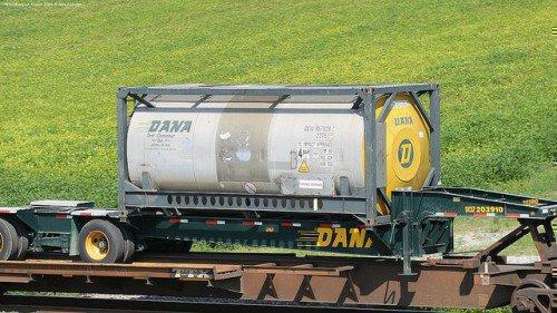Перевозка опасных грузов на жд