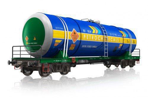 ЖД контейнер для опасных грузов