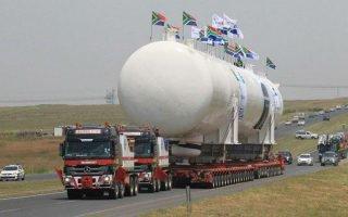 Рамки доступных габаритов перевозимого груза на грузовом автомобиле