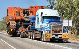 Условия разрешения на перевозку негабаритных грузов автотранспортом