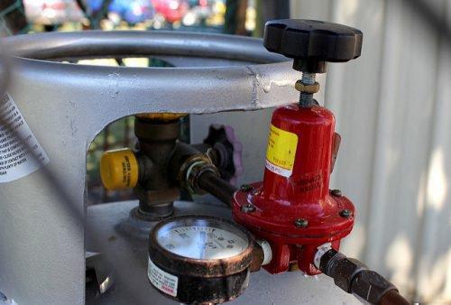 Газовый баллон