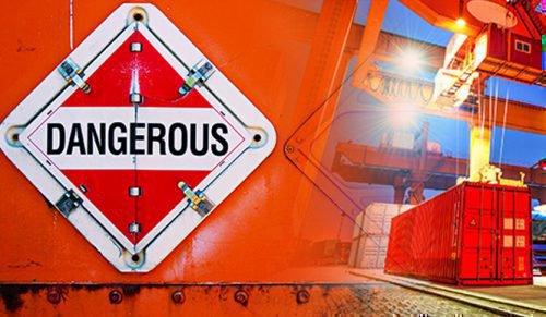 Морские грузоперевозки опасных грузов