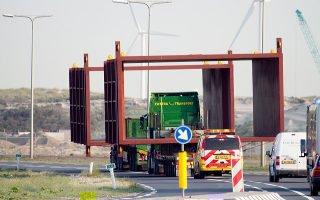 Транспортировка негабаритного груза в соответствии с требованиями ПДД