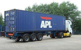 Использование современных контейнерных перевозок грузов