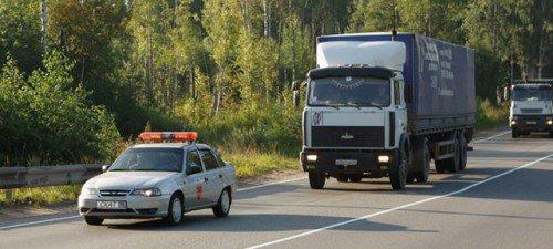 Охрана грузов