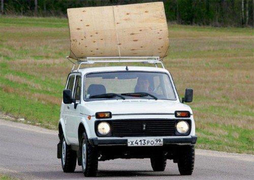 ПДД перевозки грузов масса
