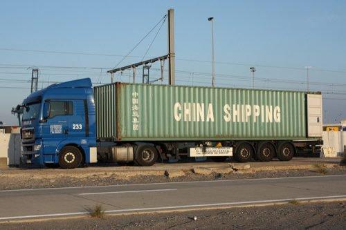 Автомобильные контейнерные грузоперевозки