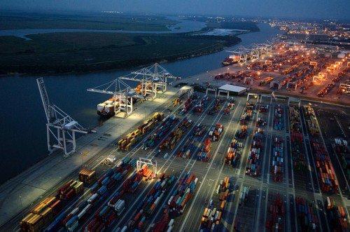 Логистика контейнерных грузоперевозок