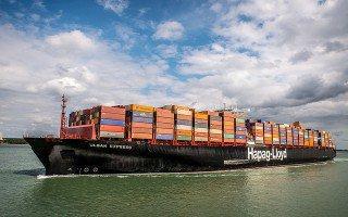 Морские международные (контейнерные) перевозки грузов