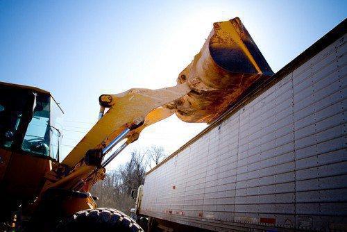 Перевозка грузов навалом