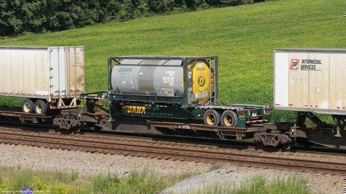 Перевозка нефтепродуктов железной дорогой