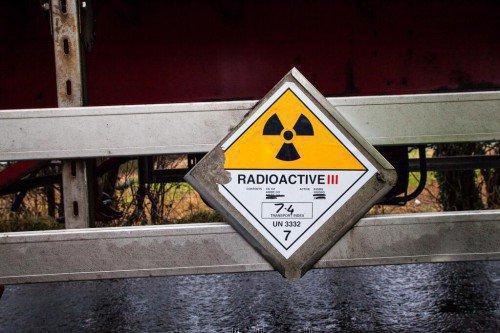 Транспортировка радиоактивных грузов