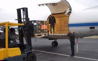 Требования к перевозке опасных грузов воздушным транспортом