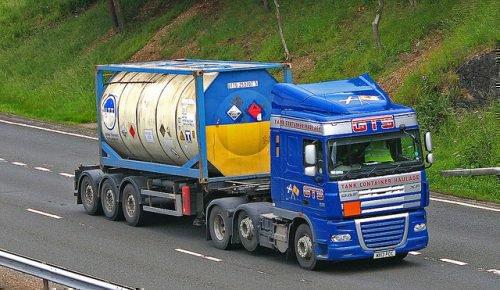Цистерна для перевозки жидких грузов
