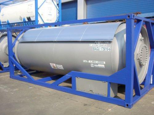 Газовый контейнер