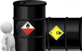 Правила по ограниченному количеству опасных грузов