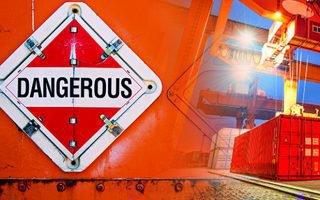 Перевозка опасных грузов морским транспортом