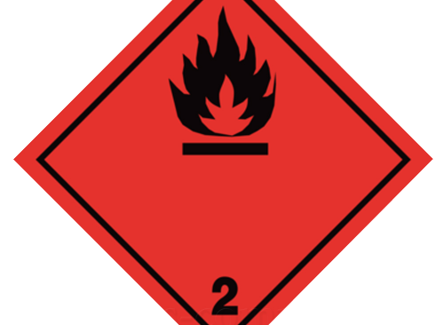 Второй класс опасности грузов